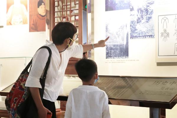 广东东莞东城市民零距离领略传统文化魅力