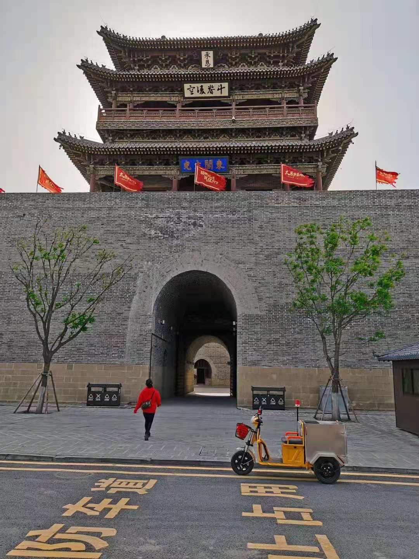 经过八年修复,山西太原古县城正式开门迎客插图(1)