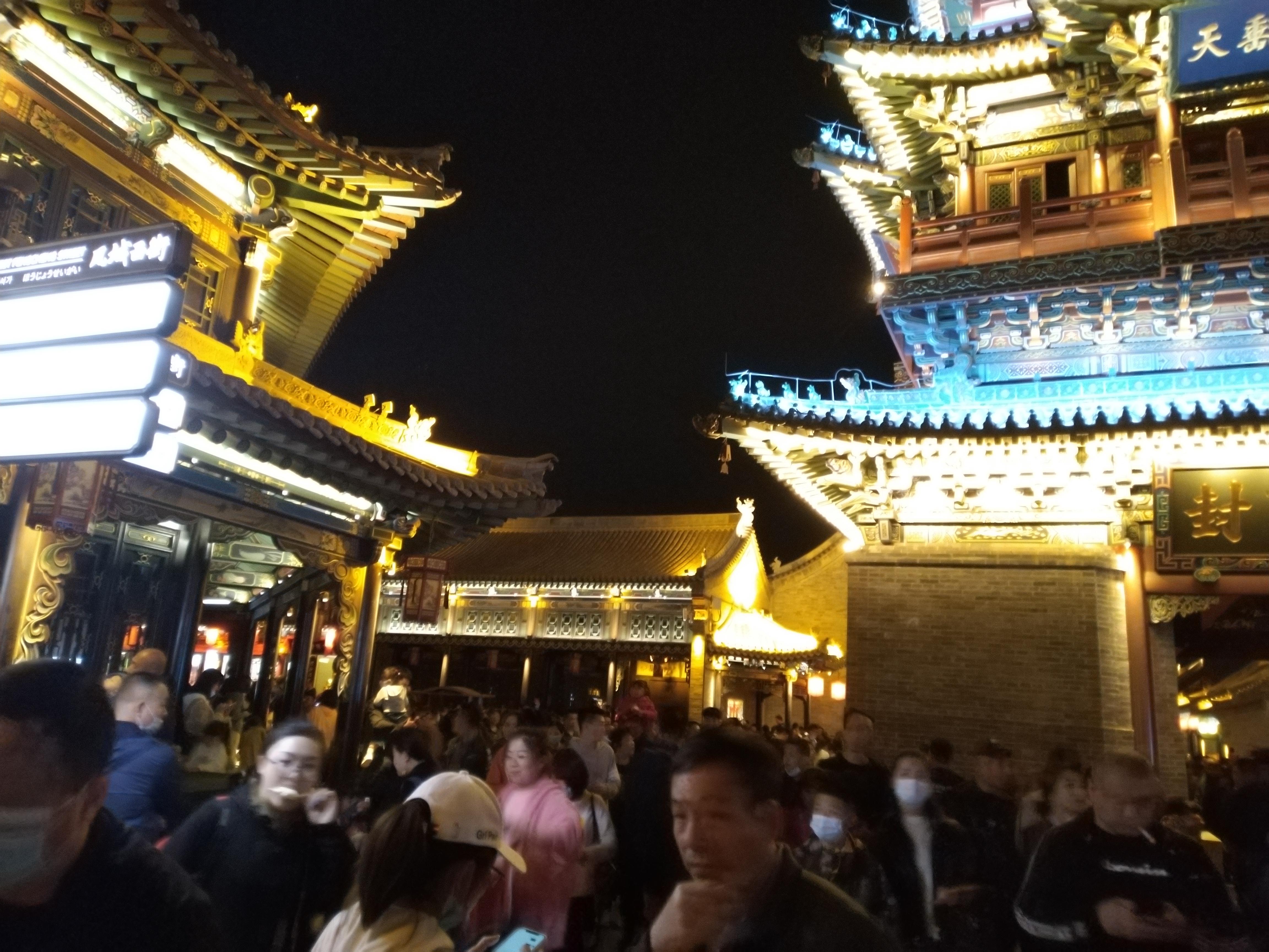 经过八年修复,山西太原古县城正式开门迎客插图(2)